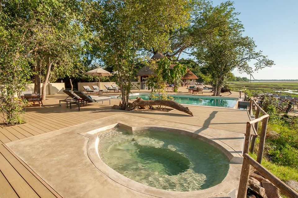 Kafunta River Lodge