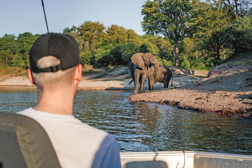 Zambia Zimbabwe Explorer Safari