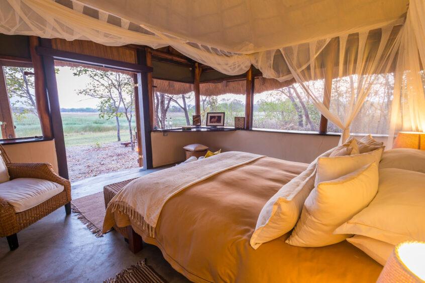 Nanzhila Plains Safari Camp