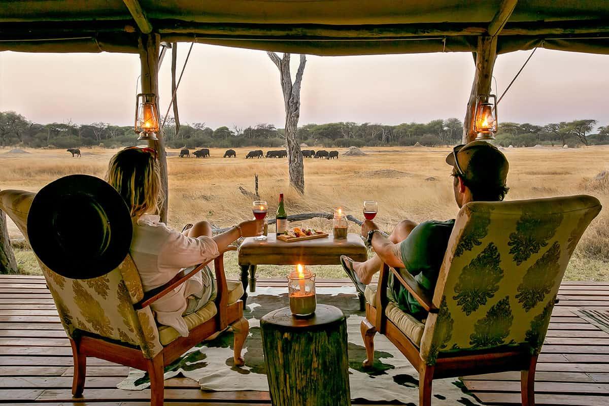 The Private Hide 2 of 2 Thornicroft Safari