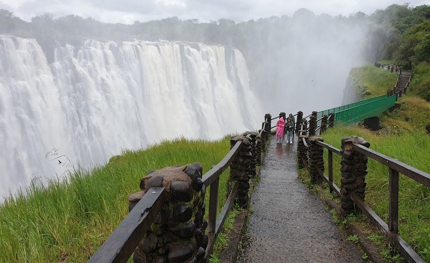 Wildlife, Rivers And Waterfalls